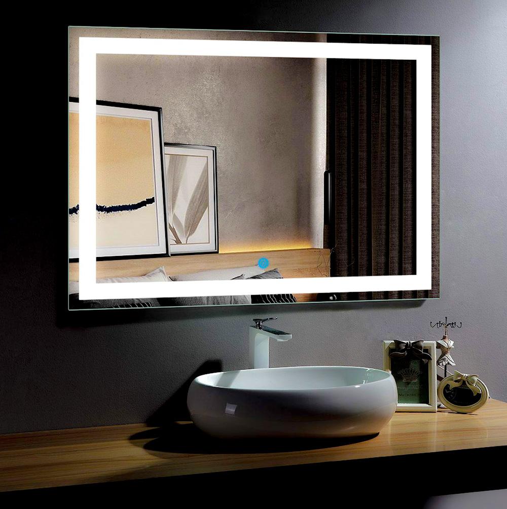 E-CK010-D BATHROOM MIRROR WITH LED