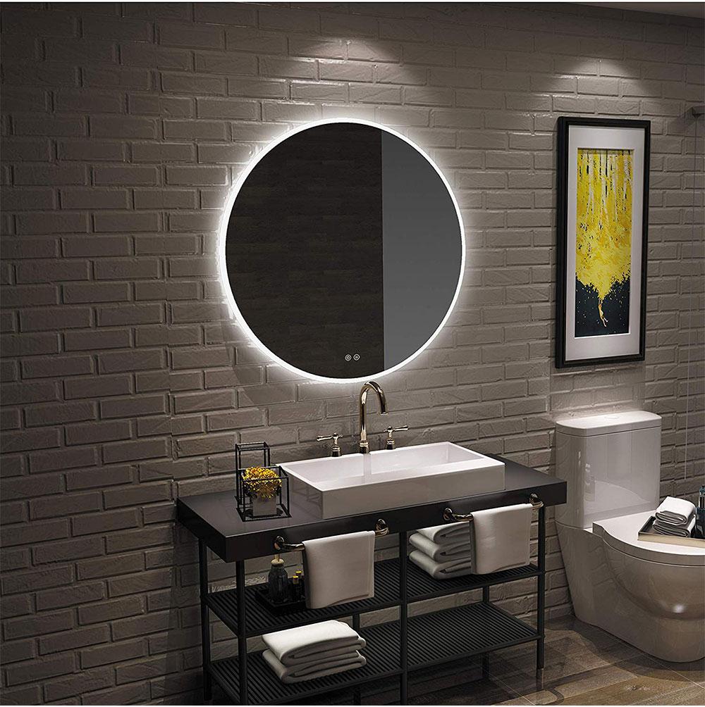LStripM BATHROOM MIRROR