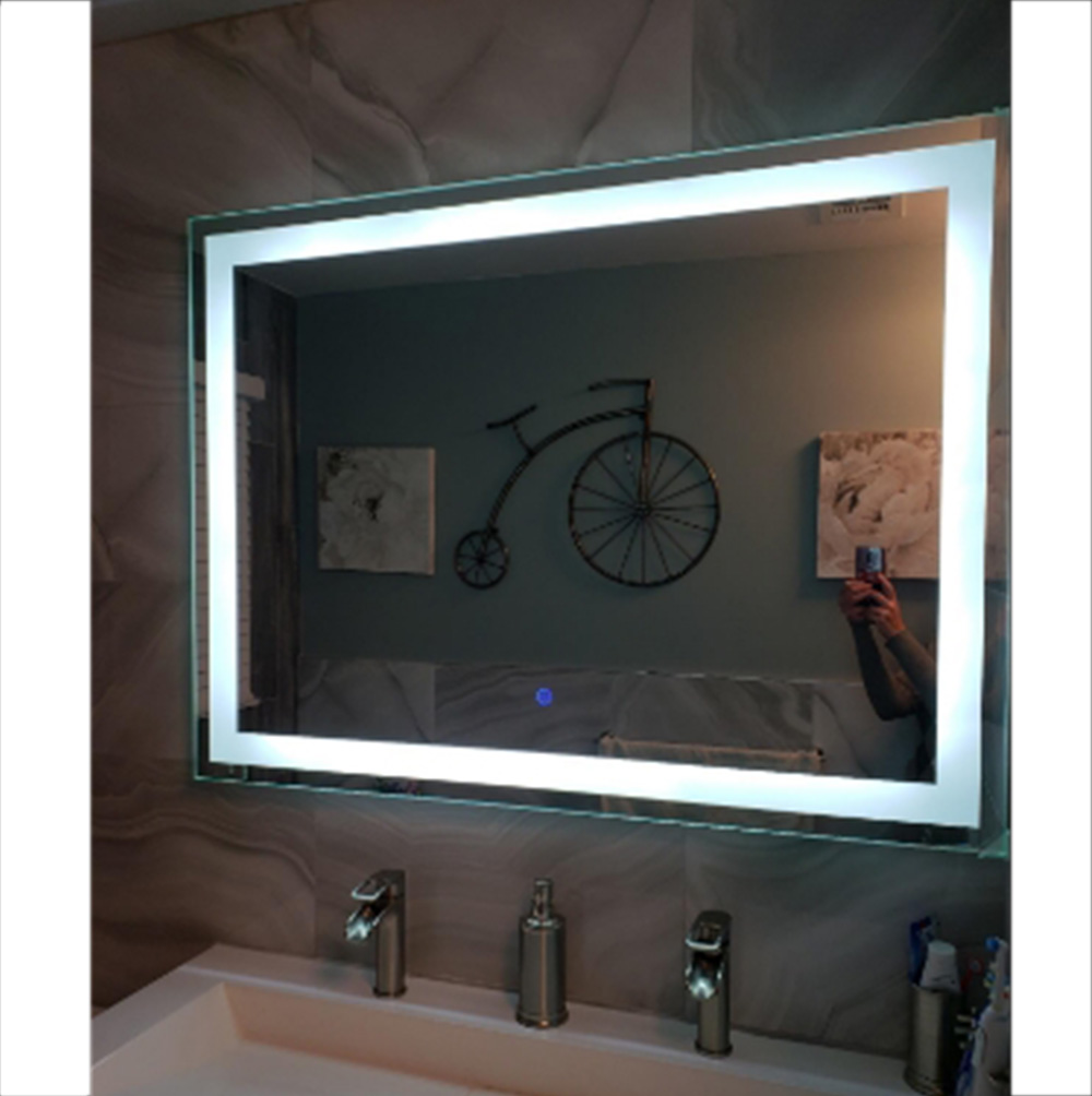 E-CK010-D BATHROOM MIRROR CUSTOMER REVIEW
